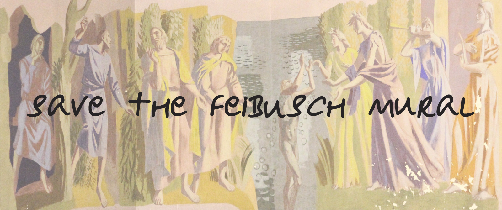 Save the Feibusch Mural